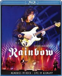 Cover Ritchie Blackmore's Rainbow - Memories In Rock - Live In Germany [DVD]